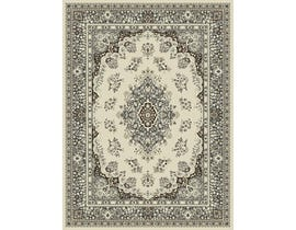 Midas 5X8 Area Rug in Grey / Light Grey 4980-N144