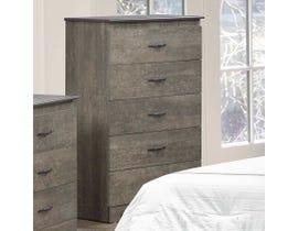 Modern Furniture MDF Chest in Market Oak 5650