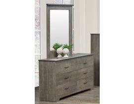 Modern Furniture MDF Dresser in Market Oak 5650