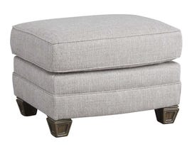 Signature Design by Ashley Sylewood Series Ottoman in Slate 5770114