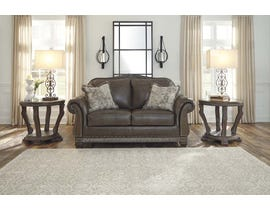 Signature Design by Ashley Loveseat in Quarry 5820335