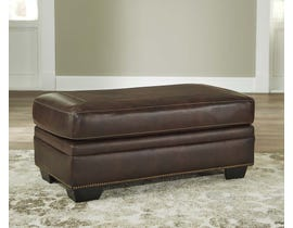 Signature Design by Ashley Roleson Series Ottoman in Walnut 5870214