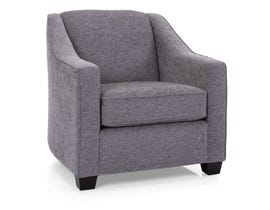 Decor-Rest Fabric Chair in Rico Grey 2934