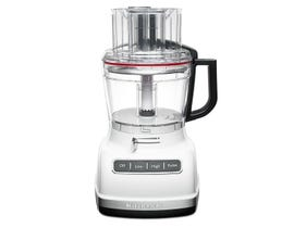 KitchenAid 11 Cup Food Pro Exact Slice in White KFP1133WH
