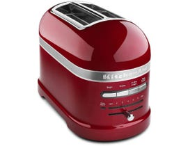 KitchenAid Pro Line® Series 2-Slice Automatic Toaster in Candy Apple Red KMT2203CA-Red