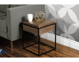 Primo End Table in Light Brown 6320