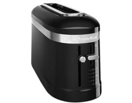 KitchenAid 2 Slice Long Slot Toaster with High-Lift Lever in Onyx Black KMT3115OB