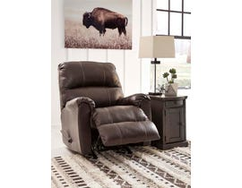 Signature Design by Ashley Hermiston Series Rocker Recliner in Walnut 6470525