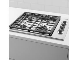 Frigidaire Professional 30 inch Built-In Cooktop in stainless steel FPGC3085KS