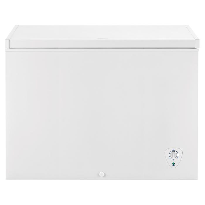 Frigidaire 44 inch 8.7 cu.ft. chest freezer in white FFFC09M1RW