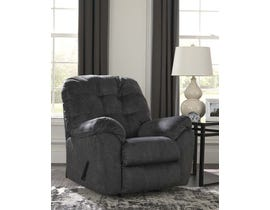 Signature Design by Ashley Accrington Series Rocker Recliner in Granite 7050925