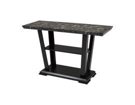 Brassex Charlotte Sofa Table Espresso 1927234
