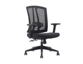 Brassex Aiden Series Office Chair in Black 7400