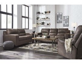 Signature Design by Ashley Narzole Series 3 pc Sofa Set in Coffee 7440225-35-38