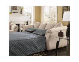 Signature Design by Ashley Darcy Series Full Sofa Sleeper in Stone finish 7500036