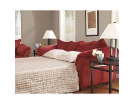 Signature Design by Ashley Darcy Series Full Sofa Sleeper in Salsa finish 7500136