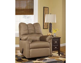 Signature Design by Ashley Recliner in Mocha 7500225