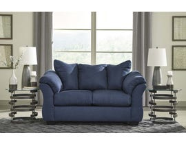 Signature Design by Ashley Loveseat in Blue 7500735