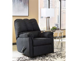 Signature Design by Ashley Recliner in Black 7500825