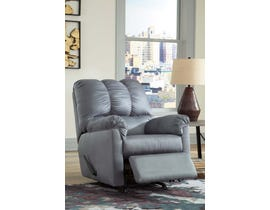 Signature Design by Ashley Recliner in Steel 7500925