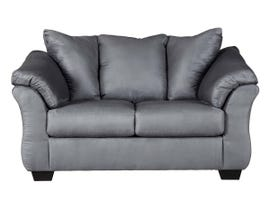 Signature Design by Ashley Loveseat in Steel 7500935