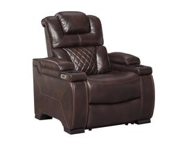 Signature Design by Ashley Power Recliner in Chocolate 7540713