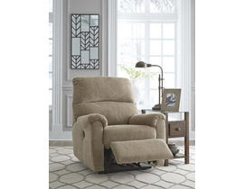 Signature Design by Ashley Power Recliner in Mocha 7590906C