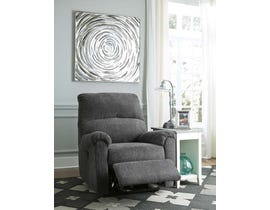 Signature Design by Ashley Power Recliner in Charcoal 7591006C