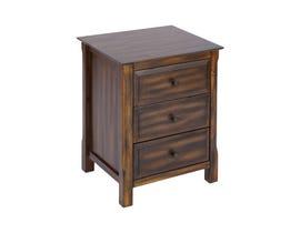 Stein World Pierpont Accent Table in Brown ST_76334