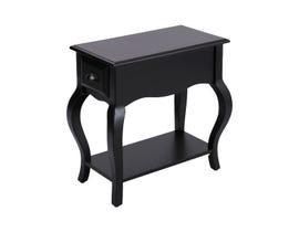 Stein World Arroyo Grande Accent Table in Black ST_76344