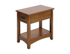 Stein World Montrose Accent Table in Medium Warm Oak ST_76345