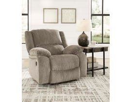 Signature Design by Ashley Draycoll Series Rocker Recliner in Pewter 7650525