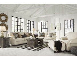 Signature Design by Ashley Harrietson Series 3 pc Sofa Set in Shell 76604