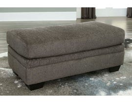Signature Design by Ashley Dorsten Collection ottoman in slate 77204