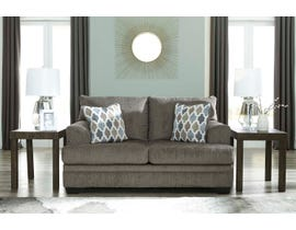 Signature Design by Ashley Dorsten Collection Loveseat in Slate 77204
