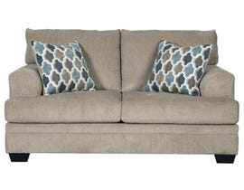 Signature Design by Ashley Dorsten Collection Loveseat in Sisal 77205