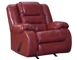 Signature Design by Ashley Recliner in Salsa 7930625