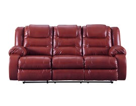 Signature Design by Ashley Reclining Sofa in Salsa 7930688
