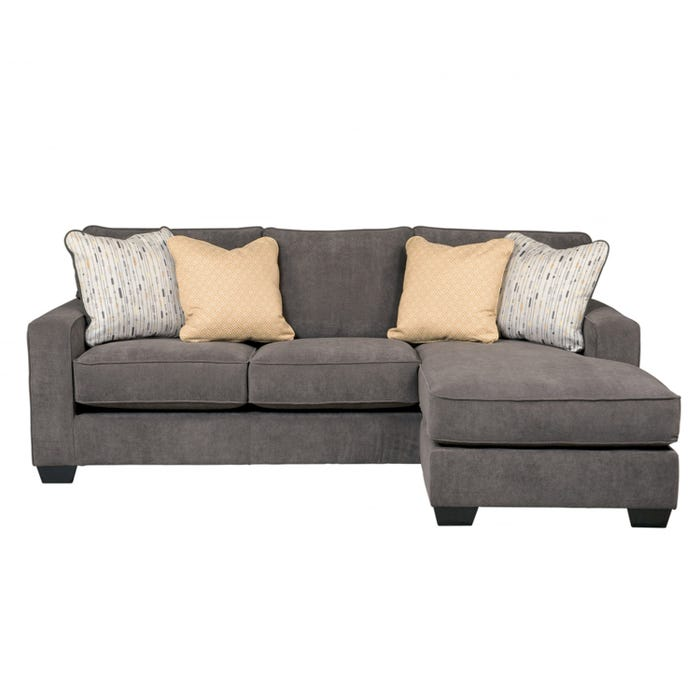 Signature Design by Ashley Sofa Chaise Marble in grey 7970018