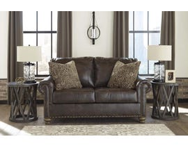 Signature Design by Ashley Loveseat in Coffee 8050535