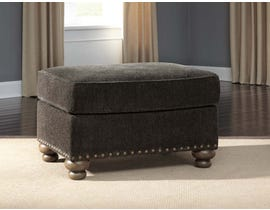 Signature Design by Ashley Stracelen Collection Ottoman in Sable 80603
