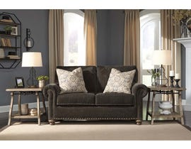 Signature Design by Ashley Stracelen Collection Loveseat in Sable 80603