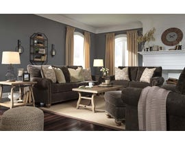 Signature Design by Ashley Stracelen Collection 3 Pc Sofa Set in Sable 80603
