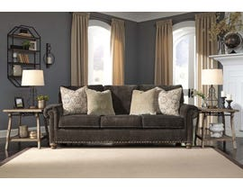 Signature Design by Ashley Stracelen Collection Sofa in Sable 80603