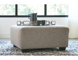 Ashley Ballinasloe Series Ottoman in Platinum 8070208