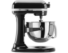 KitchenAid Pro 600 Series 6 Quart Bowl-Lift Stand Mixer in Onyx Black KP26M1XOB