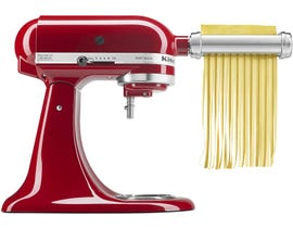 KitchenAid 2-Piece Pasta Cutter Set Attachment in Stainless Steel KSMPCA