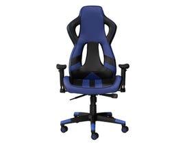 Brassex Gaming Chair in Blue 8205-BL
