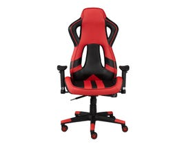 Brassex Gaming Chair in Red 8205-RD