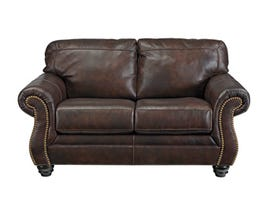 Signature Design by Ashley Bristan Loveseat in walnut brown 8220235